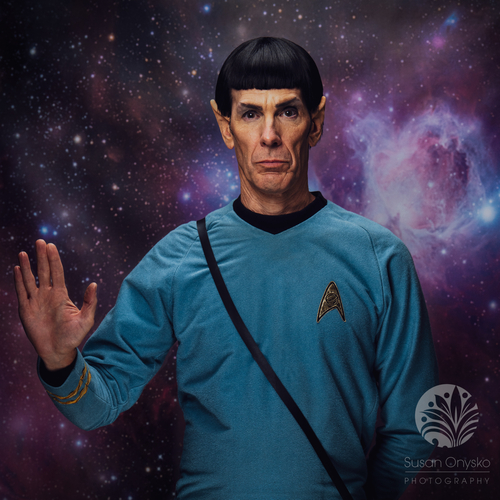 Spock Cosplay