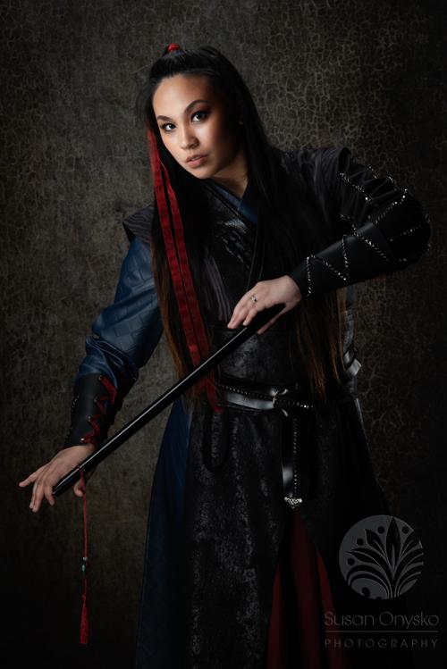 Wei Wuxian Cosplay