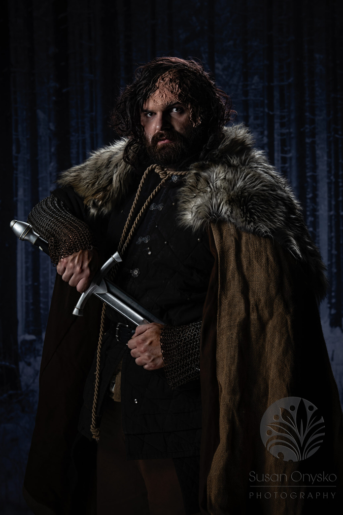 The Hound Cosplay