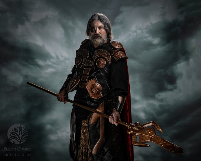 Odin Cosplay
