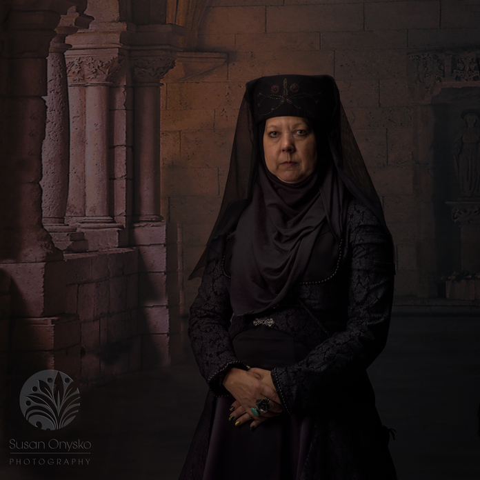 Lady Olenna Tyrell Cosplay