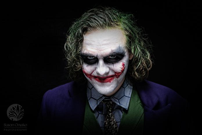 Dark Knight Joker Cosplay