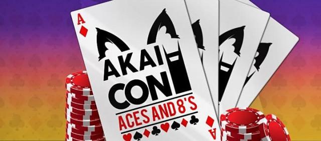 AkaiCon 8 - Aces & Eights 2021