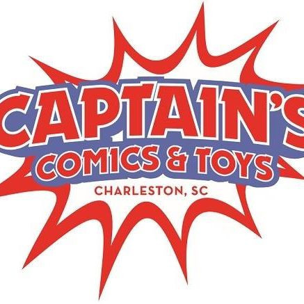 Captains Comic and Toys