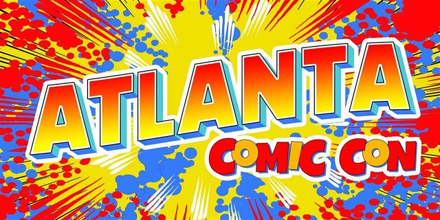 Atlanta Comic Con 2021