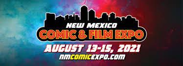 New Mexico Comic & FIlm Expo 2021