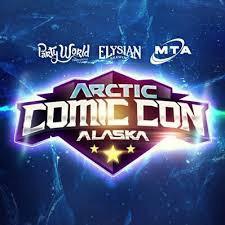 Arctic Comic Con Alaska 2021
